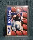 Troy Aikman 1997 Kenner Starting Lineup Card #8 Dallas Cowboys