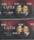 CASTLE SEASONS 3 and 4 - 1 Factory Sealed Case - 12 Sealed Trading Card Boxes