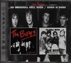 THE BOYS - To Original Hell With/Odds N Sods EX COND CD The Yobs/Hollywood Brats