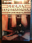 German Expressionism Collection DVD 2008 4 Disc Set KINO NEW