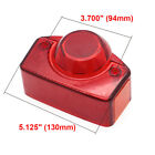 Rear Tail light lens For Honda Trail CT70 CL70 CL90 CT90 SS90 SS125A CA175 CB160