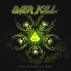 OVERKILL The Wings Of War (2019) 10-track CD album NEW/SEALED jewel case