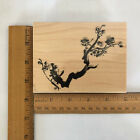 Penny Black Rubber Stamp Wood Mount Oh Spring 4 1 2 x 3 1 2