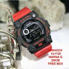 New 2019 G Shock Vx1125 Rope Red List Black Cool Cheap Men's Style Free Shipping