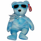 Ty Beanie Baby Berry Ice - MWMT, Bear Show Exclusive