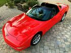 2004 Chevrolet Corvette Low Miles Only 44K Miles Removable Glass Top 2004 Chevrolet Corvette with Removable Top  Only 44K Miles  Torch Red