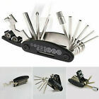 Motorcycle Travel Repair Tool Accessories Multi Hex Wrench Screwdriver Allen Key