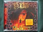 Dio - Evil Or Divine - Live In New York City CD.Disc Is In Excellent Condition.