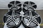 14x6 Black Wheels Fits Honda Accord Civic Corolla Toyota Scion Ia Iq Xa Xb Rims