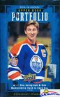 2015 16 Upper Deck Portfolio Hockey Sealed HOBBY Box-2 AUTOGRAPH MEM $100