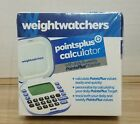 WEIGHT WATCHERS POINTS PLUS CALCULATOR extra battery track daily weekly points