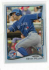 KEVIN PILLAR 2014 Topps CLEAR ACETATE Rookie RC 01 10