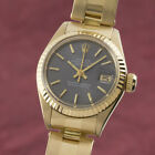 Rolex Datejust 18K 0750 Gold Damenuhr Ref 6917 Oyster Lady VP 22300 €