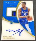 2019-20 Panini Immaculate Collection Basketball Cards 32