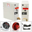 9KW Sauna Steam Generator For Home SPA Shower Sauna Bath With ST 135M Controller