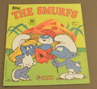 1982 Topps Smurf Supercards Trading Cards 10
