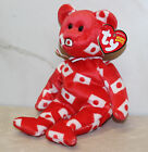 Ty Beanie Baby Hikari - MWMT (Bear Flag Nose Japan Country Exclusive 2005)