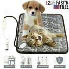 Pet Heating Pad Indoor Outdoor Cat Dog Bed Kennel Doghouse Heater for Small Dogs
