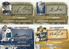 2012-13 In the Game Between the Pipes Hockey Cards 23