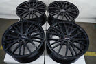 18x8 Black Wheels Fits Lexus Hs250H Is200T Is250C Is300 Is350 Is350C Accord Rims