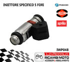 Injector Fuel Injector 5 Holes IWP048 Piaggio Beverly 500 2004 2005