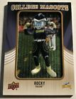 2013 Upper Deck Football College Mascots Patch Card Guide 54