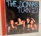 THE DONNAS CD TURN 21