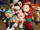 Complete 1998 Rudolph Island of the Misfit Toys 6� Set 12 Beanies CVS Stuffins