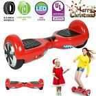 65 Hoverboard 2 Wheel LED Electric Self Balance Scooter No Bag Birthday Gift
