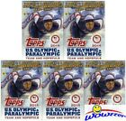 2014 Topps US Olympic and Paralympic Team and Hopefuls Trading Cards 51