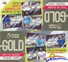 2018 Topps English Premier League GOLD Soccer Factory Sealed HOBBY Box-2 AUTO