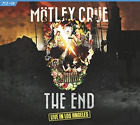 MOTLEY CRUE-THE END: LIVE IN LOS ANGELES (2PC) (W/CD) Blu-Ray NEW