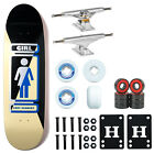 Girl Skateboard Complete 93 Kennedy 9125 Independent Ricta Build