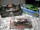 MMs lot of 3 Diecast Cars 124 36 Nascar NEW in box