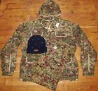 Staple Pigeon Camoflauge Jacket + Cargo Pants + Beanie (Set)
