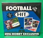 2016 SAGE HIT LOW SERIES FOOTBALL SEALED HOBBY BOX