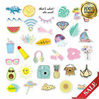 35Pcs Cute OF VSCO Stickers for Water Bottles and Hydro Flask Teen Girls Gifts