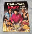 Autographed Signed CAN YOU TAKE THE HEAT The WWF Is Cooking Book 12 Signatures