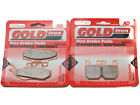 Brake Pads Front & Rear For Beta RR Enduro Alu 50/Motard Alu 50 2004-2008