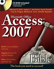 Access 2007 Bible By Michael R Groh Joseph C Stockman Gavin Powell Cary N