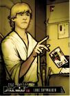 2013 Topps Star Wars Illustrated: A New Hope Trading Cards 10