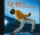 QUEEN - Live At Wembley Stadium VG COND 2xCD Freddie Mercury/Brian May