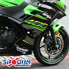 Shogun Kawasaki Ninja 400 Z400 Complete Kit NO CUT Black Frame Sliders USA MADE!