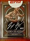 2017 Topps UFC Museum Collection MMA Cards 47