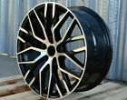 20 Inch Wheels Fits Audi A4 A5 S4 S5 A6 A7 A8 Q5 20x90 +32 5x112 Rims Set of 4