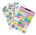 Weekly Planner Stickers Set of 575 Stickers Journal Agenda Personalize Customize