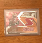 Frank Gore Rookie Cards and Autograph Memorabilia Guide 37