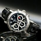 Rare Chopard Mille Miglia 16/8331 Black Dial Chronograph, Stainless Steel