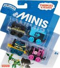 Fisher-Price Thomas & Friends MINIS, 3 Pack #17 New! (Genuine)