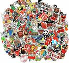 100 Pack Stickers Funny Cute Decals For Luggage Car Laptop Vinyl Waterproof Cool